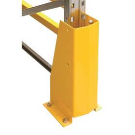 Anfahrschutz aus Stahl in U- oder L-Form