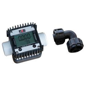 Digitaler Durchflusszähler K24 für Pumpe Cematic Blue