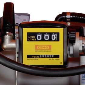 Compteur mécanique 3 chiffres K33 pour Stations CUBE