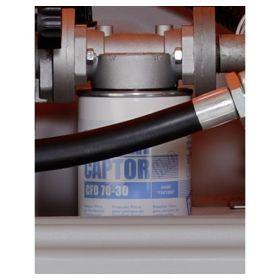 Filtre complet à eau et particules pour Stations CUBE