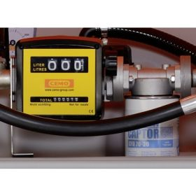 Compteur K33 complet avec filtre et séparateur d'eau