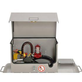 Stations de ravitailllement essence KS-Mobil, homologué ADR