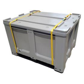 Boxes batteries lithium pour le stockage et le transport