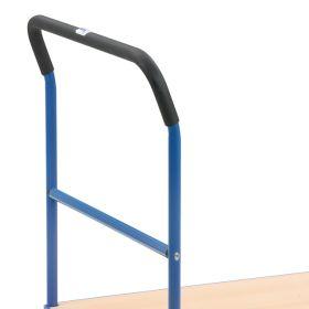 Softgrip - Griffüberzug aus geschäumten Weich-PVC, Zubehör zu Schiebebügelwagen