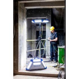 Baustellenbeleuchtung Powercase LED getrennt dimmbar