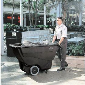 Chariot en plastique basculant
