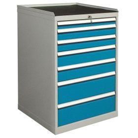 Armoire à tiroirs avec 5 - 7 tiroirs
