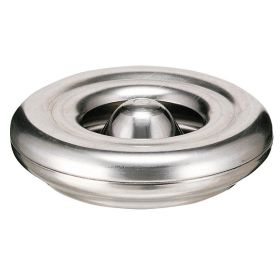 Tischascher Aluminium