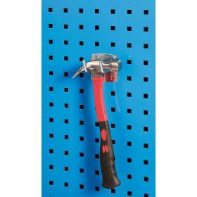Porte-outils - crochet double 45° (5 pièces)
