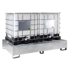 Auffangwanne für IBC-Container