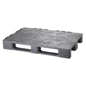 Kunststoffpaletten mit geschlossener Oberfläche