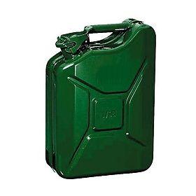 Bidon métallique pour carburants, 5 l