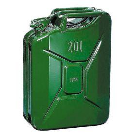 Bidon métallique pour carburants, 20 l