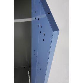 Garderobenschrank mit 4 Abteile