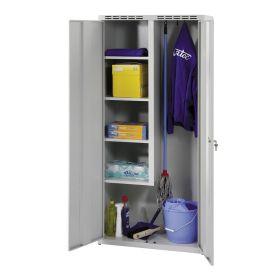 Armoire pour matériel de nettoyage en 2 tailles