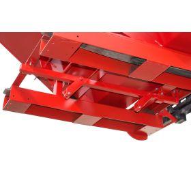 Bennes basculantes automatiques, Type 4A