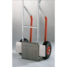 Sackkarre aus Aluminium mit klappbarer Schaufel | Tragkraft 200 kg