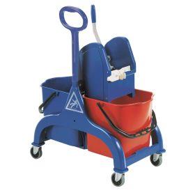Chariot de nettoyage mobile professionnel