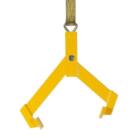 Fasszange vertikal - geeignet für Metallfässer