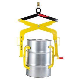 Fasswendezange für Fässer aus Metall