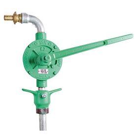 Pompe à manivelle SIGMA pour essence, liquides de refroidissement, antigel, diesel et huiles jusqu'à SAE 140