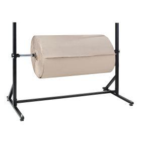 Support pour 1 rouleau de matériau d'emballage horizontal