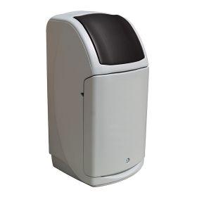 Robuster Abfallbehälter mit grossem Volumen in unterschiedlichen Ausführungen