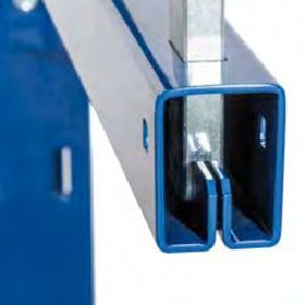 Accessoire protection anti-roulement pour rayonnages cantilever LIGHT et MEDIUM