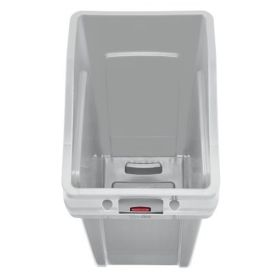Abfallbehälter Slim Jim Untertisch