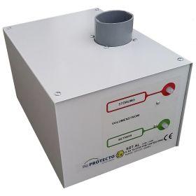 Zubehör zu Sicherheitsschrank F-Safe - Abluftventilator mit Luftstromüberwachung