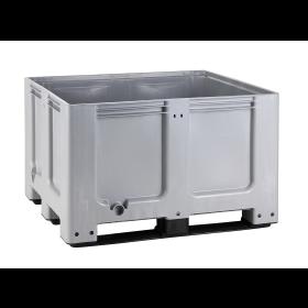 Boîte en plastique robuste disponible en différentes variantes