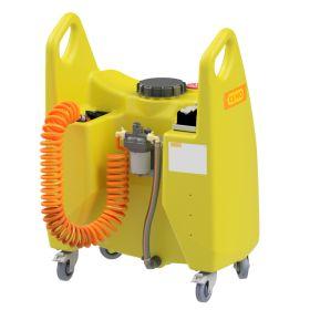 Transfer Trolley Aqua mit Elektropumpe