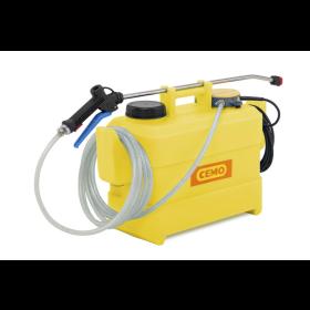 Pulvérisateur de conteneurs 230 V - capacité 20 litres