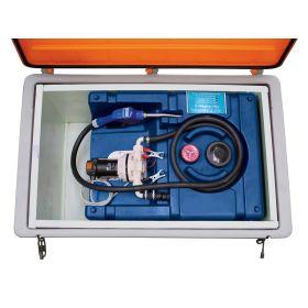 Boîte d'isolation pour Blue-Mobil Easy 125 l + 200 l