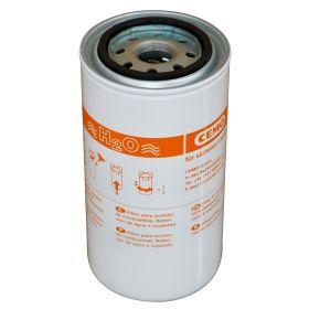Kartuschenfilter mit Wasserabscheider, max. 70 l/min.
