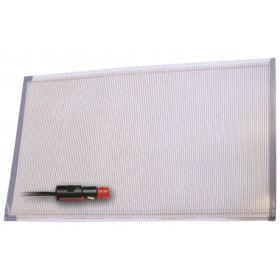 Tissu chauffant pour caisson isolant pour Blue-Mobil Easy 125 l + 200 l