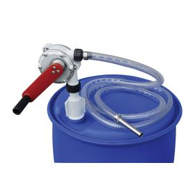 Kurbelpumpe für Fässer, geeignet für AdBlue®, Frostschutzmittel und Wasser