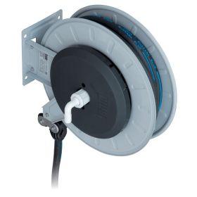 Automatik-Schlauchaufroller für AdBlue® / Wasser, 15 m Schlauch DN 19, mit Federrückzug