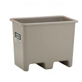 Rechteckbehälter unterfahrbar, 200 - 400 Liter in zwei Farben erhältlich