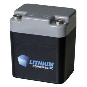 Lithium-Eisenphospat-Akku (LiFePO4), 13.2 V - 3.3 Ah