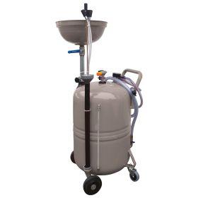 Ölabsauggerät mit Sammeltrichter 80 l pneumatisch