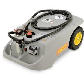 Schmierstofftrolley mit Akkusystem, Inhalt 60 - 100 Liter