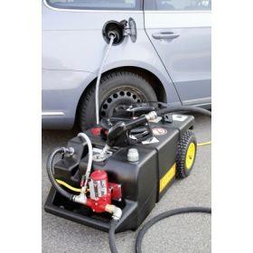 Absauggerät für Kraftstoffe, ex-geschützt