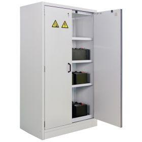 Akku-Sicherheitsschrank FWF 90 zur Lagerung von Lithium-Batterien