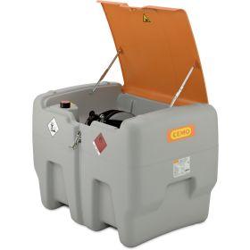 Réservoir diesel de CEMO