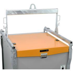 Ladebügel für Kranhaken oder Greifer zu Baustellentank DT-Mobil PRO