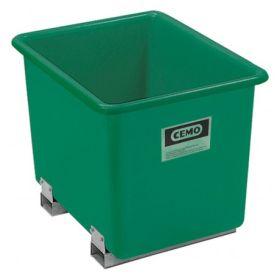 Rechteckbehälter aus GFK mit Staplertaschen, 300 - 2200 Liter, in verschiedenen Ausführungen