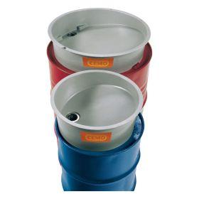 GFK-Einfülltrichter für Fässer in zwei verschiedenen Ausführungen
