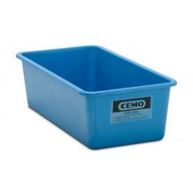 Flache Rechteckbehälter aus GFK, 200 - 500 Liter in drei Farben erhältlich