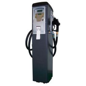Diesel-Zapfsäule FM für bis zu 120 Benutzer und Belegdrucker mit PKW- oder LKW-Zapfpistole
